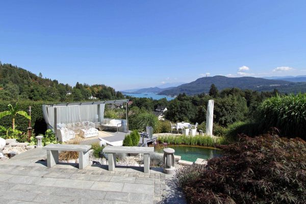 Seeblick-Villa am Wörthersee Nordufer
