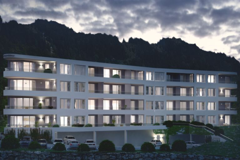 Alpe Maritima – Lakeview-apartments with beach