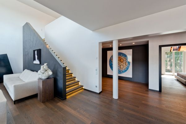 Luxus-Penthouse in Velden.