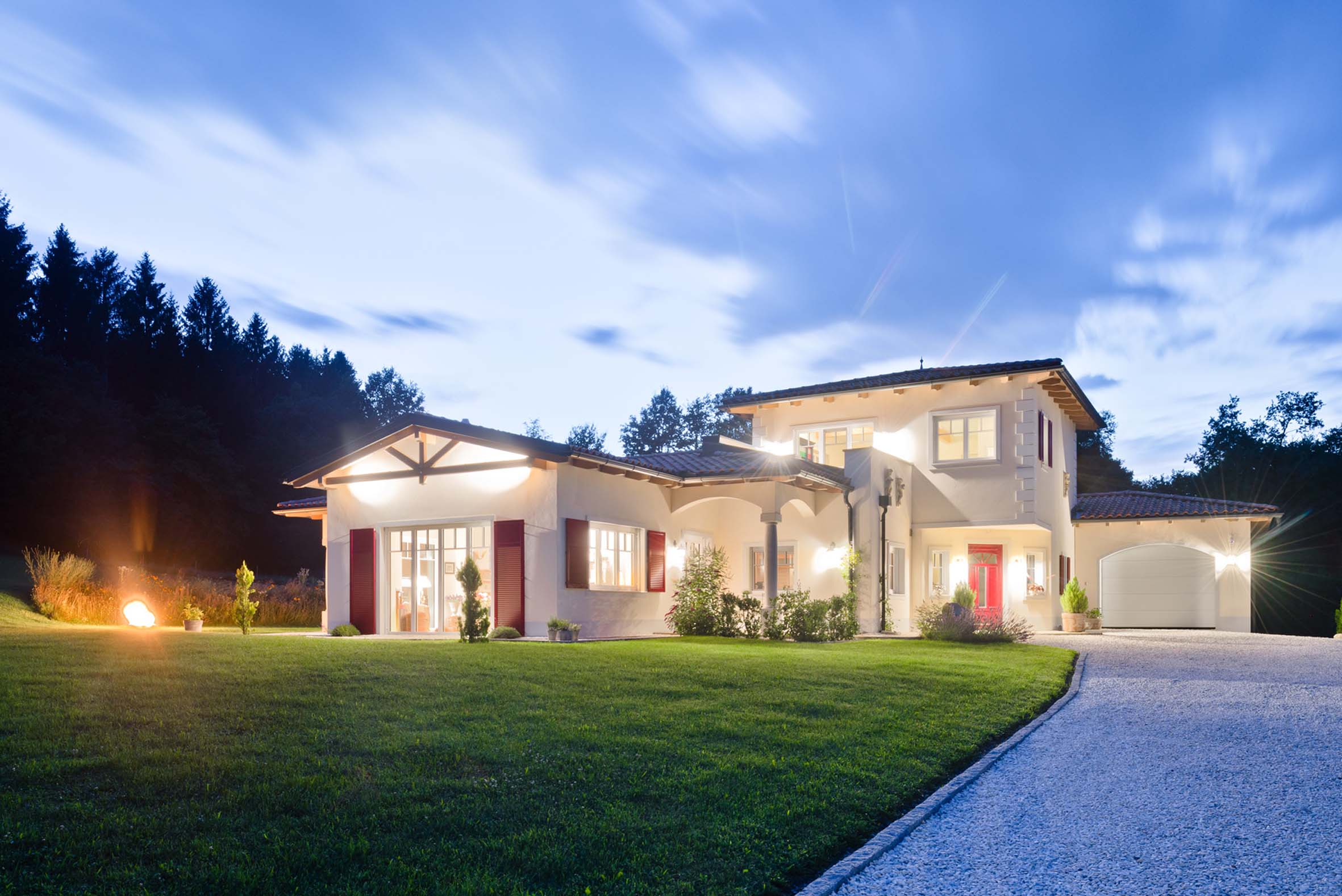 Unique Tuscany-villa with stunning view