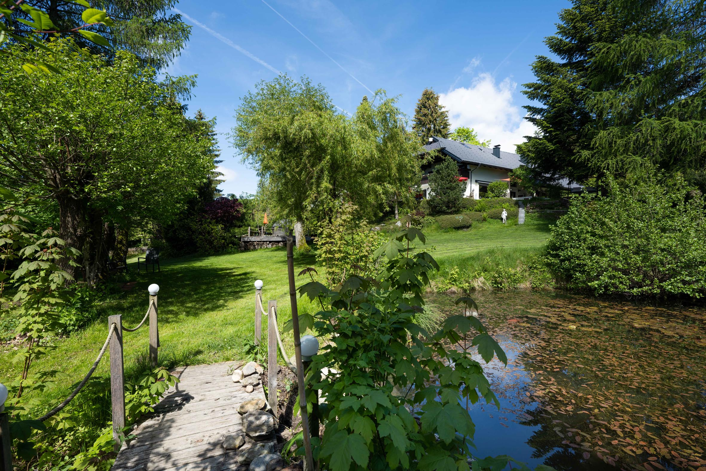 Country house in a fantastic panoramic location